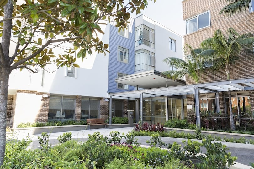 Goldline Industries Project - St brigid's Green Maroubra Aged Care