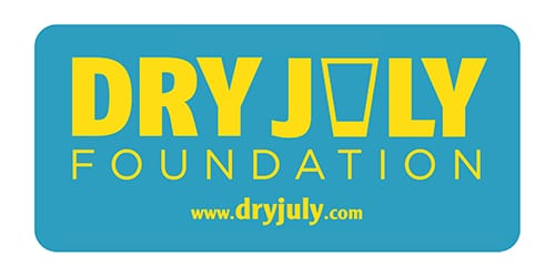 Goldline Industries proudly supports Dry July Foundation