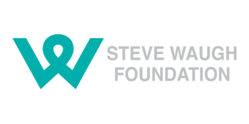 Goldline Industries proudly supports Steve Waugh Foundation