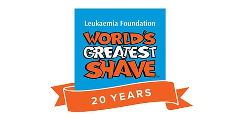 Goldline Industries proudly supports Leukemia Foundation World's Greatest Shave